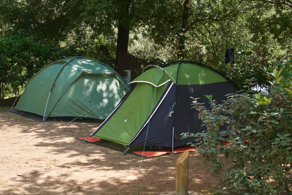 Notre Camping à porto Corse